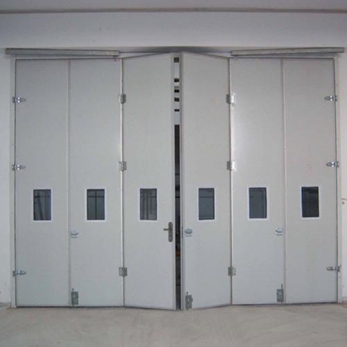 折叠工业门